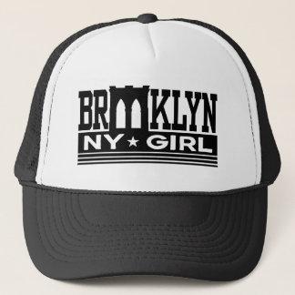 Boné Menina de Brooklyn
