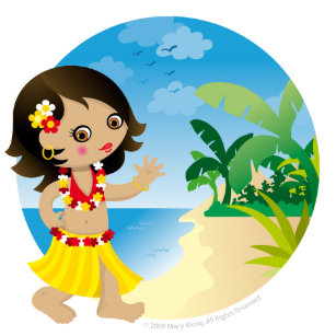 Acessórios Eu Sou Um Menino De Havaí  d90fe1267a6