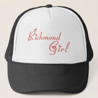 Boné Menina do monte de Richmond