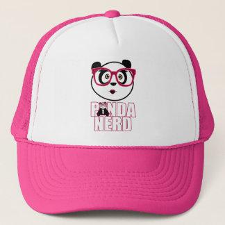 Boné Menina do nerd da panda