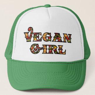 Boné Menina do Vegan