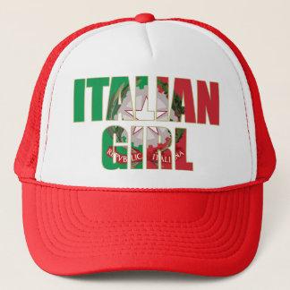 Boné Menina italiana
