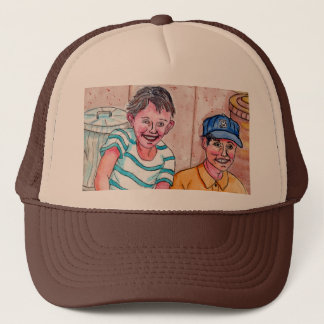 Boné Meninas no Stoop que amola estes meninos - chapéu