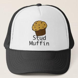 Boné Menino do muffin do parafuso prisioneiro