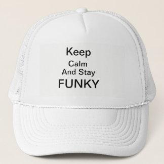 Boné Mercadoria Funky de Fam