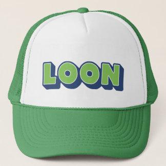 Boné Mergulhão-do-norte, chapéu Doric do camionista do