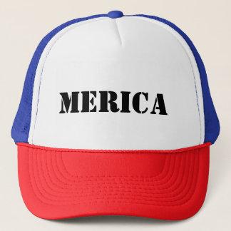 Boné Merica - chapéu do camionista