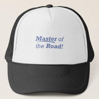 Boné Mestre da estrada!