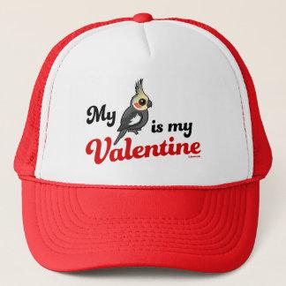 Boné Meu Cockatiel é meus namorados
