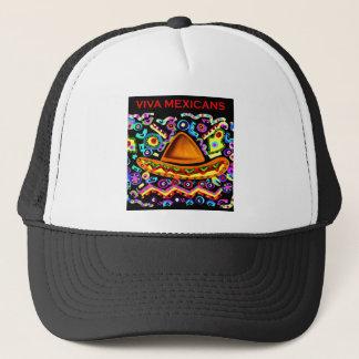 BONÉ MEXICANOS DE VIVA