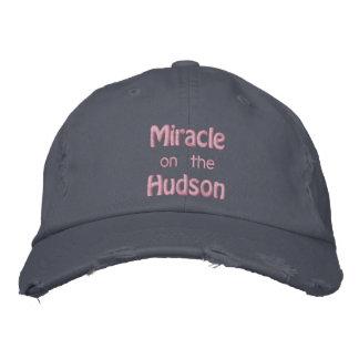 Boné Milagre no Rio Hudson