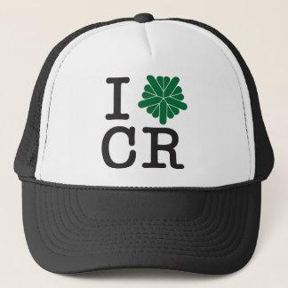 Boné Mim algo chapéu de Cedar Rapids