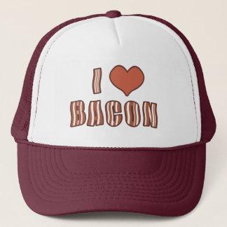 Boné Mim chapéu 001 do bacon do coração