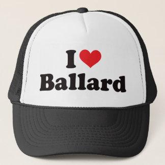 Boné Mim coração Ballard