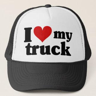 Boné Mim coração meu caminhão