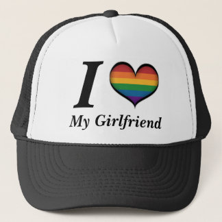 Boné Mim coração meu namorada