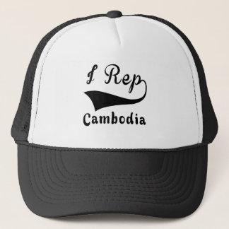 Boné Mim representante Cambodia