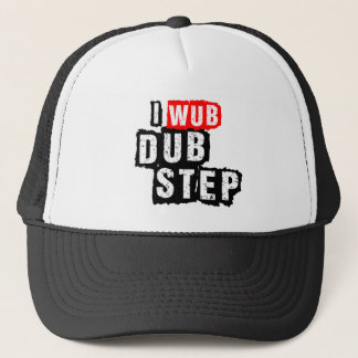 Boné Mim Wub Dubstep