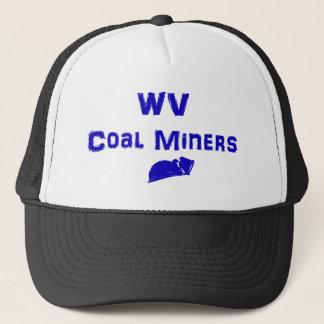 Boné Mineiros de carvão de WV