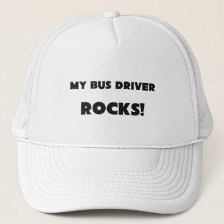Boné MINHAS ROCHAS do condutor de autocarro!