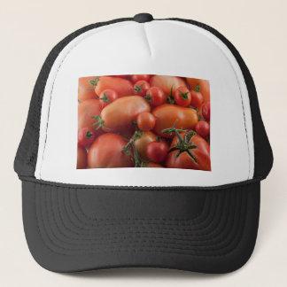Boné Mistura do tomate
