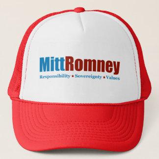 Boné Mitt Romney