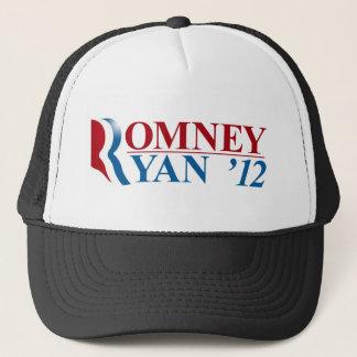 Boné Mitt Romney e Paul Ryan 2012