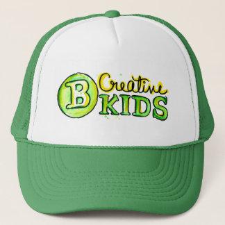 Boné Miúdos criativos de B