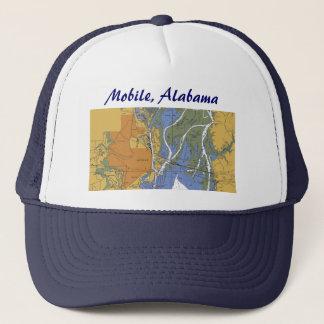 Boné Móbil, chapéu náutico da carta do porto de Alabama