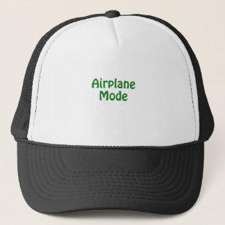 Boné Modo do avião