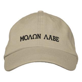 Boné Molon Labe (vindo e os tome)