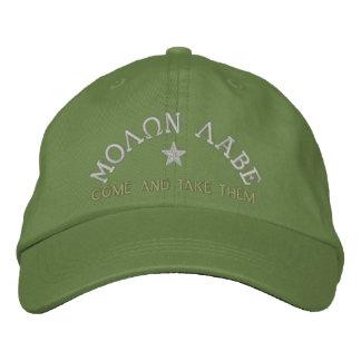 Boné Molon Labe - vindo e toma-os