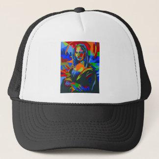 Boné Mona Lisa Wpap