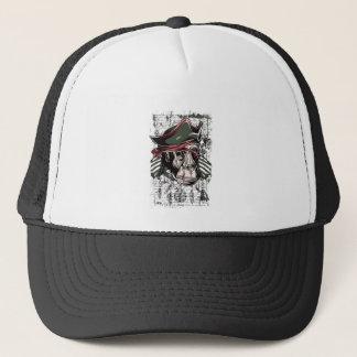 Boné monkey o design bonito do pirata