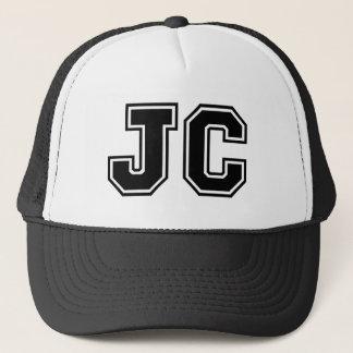 """Boné Monograma de """"JC"""""""