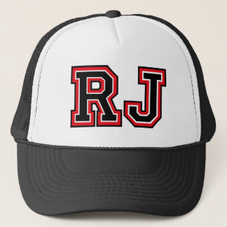 """Boné Monograma de """"RJ"""""""