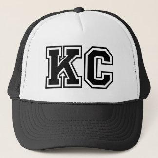 "Boné Monograma do ""KC"""