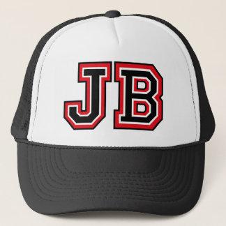 Boné Monograma 'JB