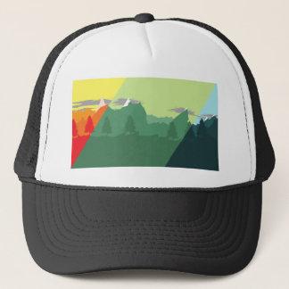 Boné Montanhas da mistura