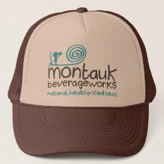 Boné Montauk BeverageWorks - chapéu do camionista