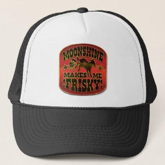 Boné Moonshine faz-me Frisky!