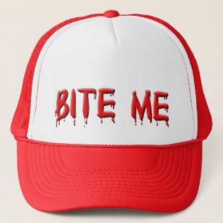 Boné Morda-me chapéu