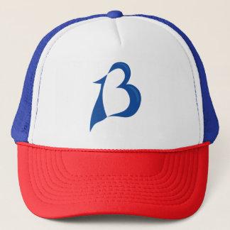 Boné Mormon farpado - chapéu do logotipo