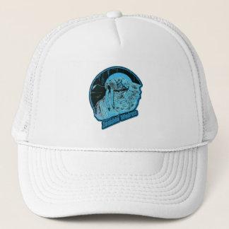 Boné Morsa do zombi - gelo azul original