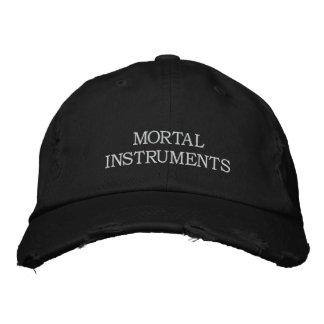 Boné mortal dos instrumentos