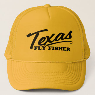 Boné Mosca Fisher de Texas para a mosca genérica Fisher