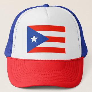 Boné Mostra de Boricua seu apoio para Puerto Rico
