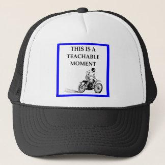 Boné moto