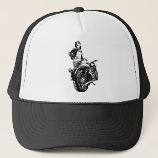 Boné Motociclista