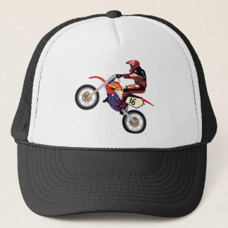 Boné Motorcross